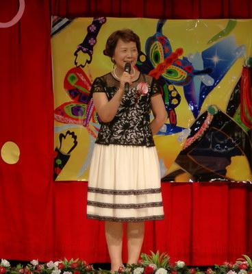 第五任校長 龍玉琴女士